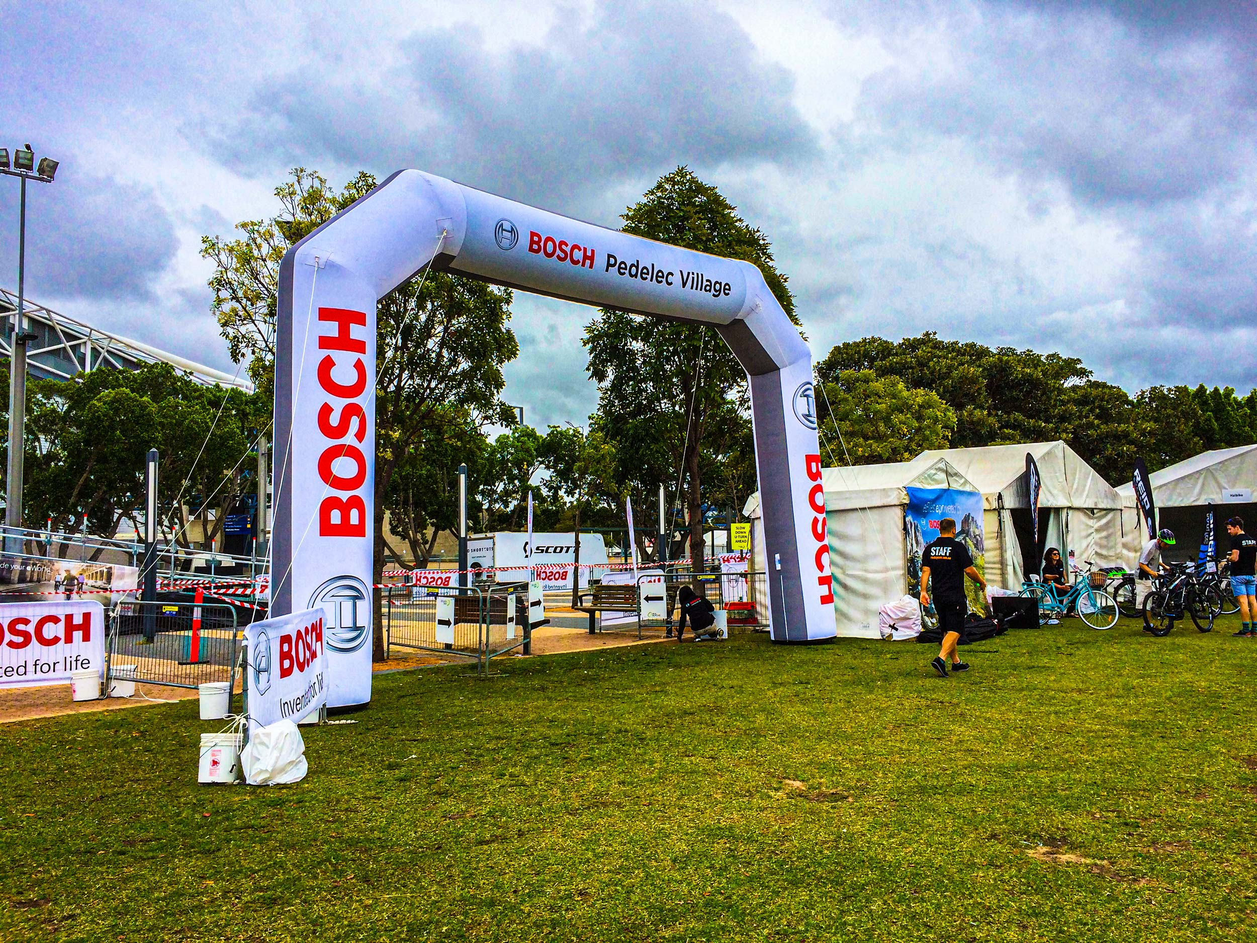 Bosch Modular Event Solutions
