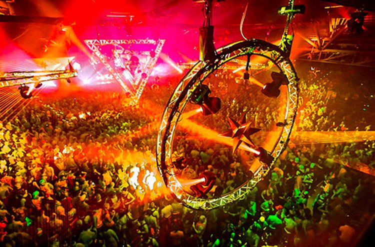Sydney Mardi Gras Party - Modular Event Solutions