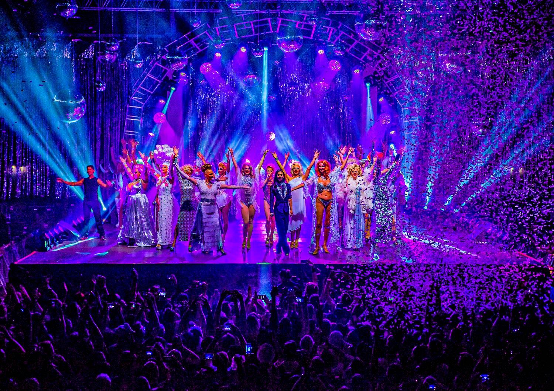 Sydney Mardi Gras Party Conchita Wurst - Modular Event Solutions