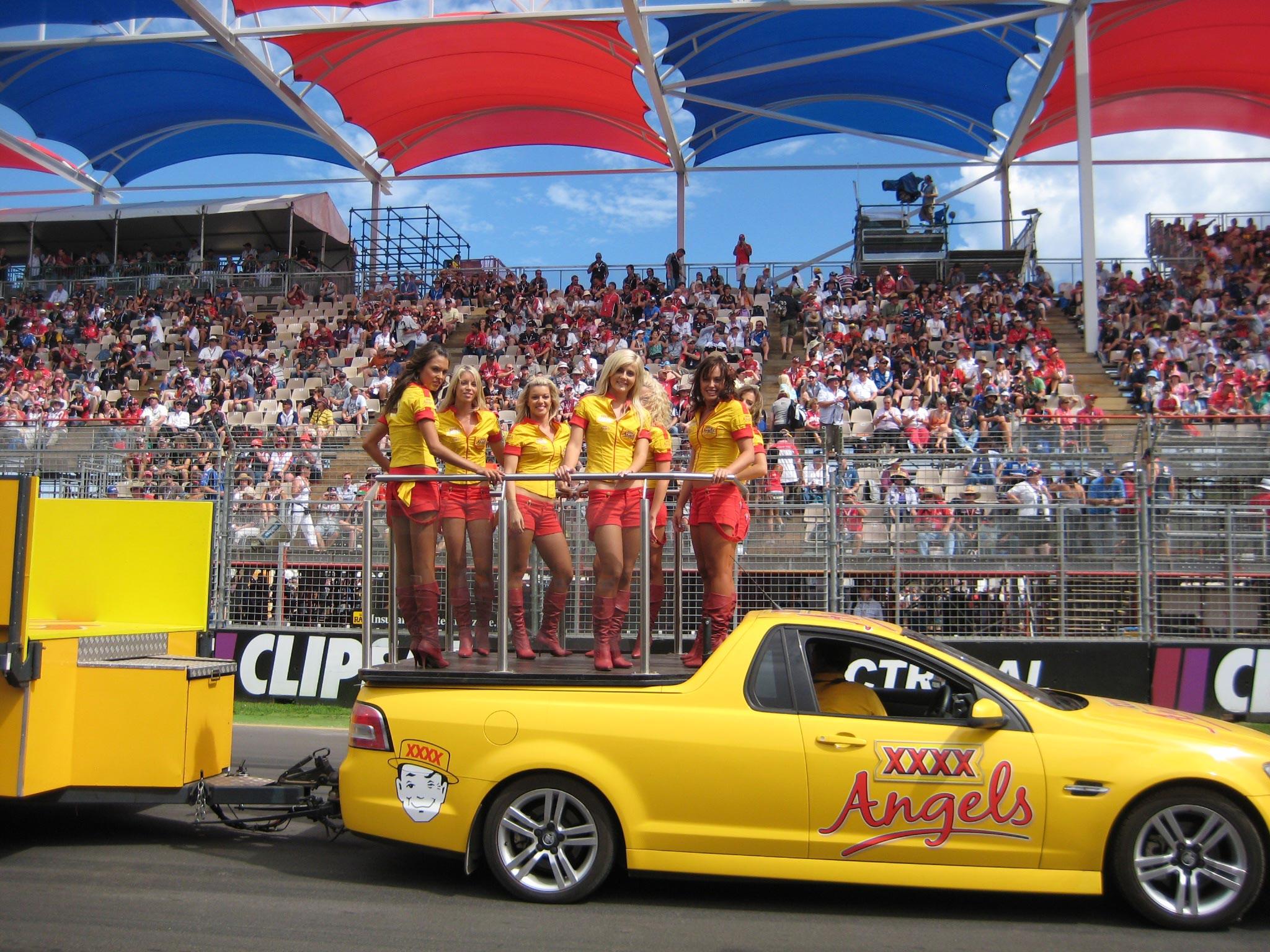 XXXX Gold Retreat V8 Supercars - Modular Event Solutions